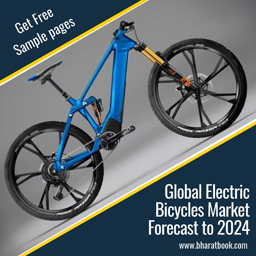 Electric Bicycles Market Forecast 2024