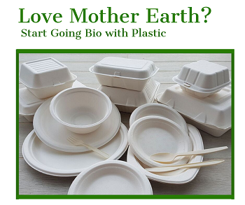 bioplastic utensils